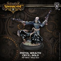 Pistol Wraith | Privateer Press
