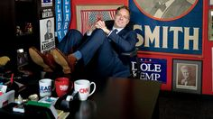 """Jake Tapper is on a diet, so he orders the poulet rouge basquaise at Bistro Bis in D.C., and when le waiter tries to get us to throw some pommes frites in for the table, Tapper says merci but no merci. His diet consists, as basically all diets do, of pretty much just protein: protein shakes, protein snacks, protein protein. His friend Paul Rudd, who, Tapper says, got """"really shredded"""" for Ant-Man, gave him the diet. Tapper follows it mostly, also doing cardio at the gym five times a week…"""
