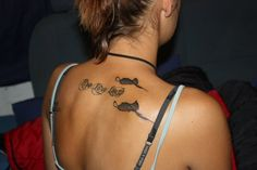 Stingray tattoo~~~ family of rays-5 for our family
