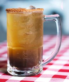 Drinque leva cerveja e tequila