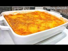 Η συνταγή σας εξοικονομεί χρόνο στην κουζίνα και όταν έχετε επισκέπτες.κέικ στρώματος με τυρί - YouTube Cooking Cheese, Cottage Cheese, Macaroni And Cheese, Layers, Ricotta, Ethnic Recipes, Kitchen, Desserts, Youtube