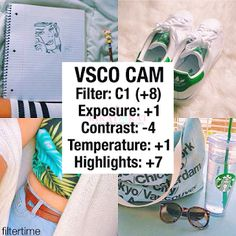 Part 1: 84 of the BEST Instagram VSCO Filter Hacks | A Beauty and Lifestyle Blog on Make-up, Fitness, Skin-care, Anti-Aging, Skin Whitening
