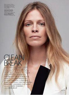 Clean Break (Elle U.S.)