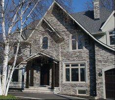 Faux Stone Siding For Homes | StoneRox | Interior & Exterior Stone ...