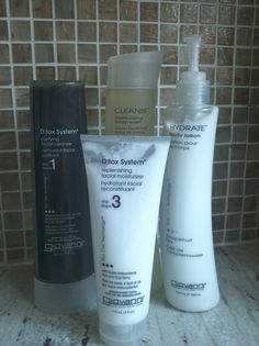 Another great, natural skin care line that we recommend is Giovanni Skin Care!