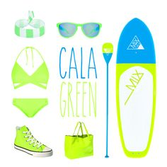 """Hope you all had a great weekend! Let's have some fun colors. How about some CALA GREEN for today? Here at MixCaLa, we called color """"CALA"""". Mixing Color, and that is exactly what we do here, we create one of a kind, colorful SUP designs that will impress everyone! We are the only SUP Paddleboard company that offer matching SUP Paddle design. We bring you the best bamboo quality board that provides a stellar design, as well as a style that matches your needs and expectations.  Only at…"""