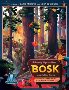 Navigate the four seasons and lay claim to the land with your trees and their leaves. Family Game Night, Family Games, Knight Games, The Gr, Game Prices, Thing 1, More Games, Strategy Games, Riveting