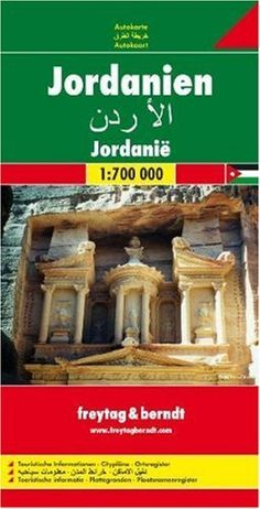 Jordan by Freytag-Berndt und Artaria. $8.59. Publication: November 1, 2009. Publisher: Freytag-Berndt und Artaria (November 1, 2009). Explore Jordan with this Freytag&Berndt one-sided road map. The best way to plan your trip, prepare your itinerary, and to travel independently in this country.                                                         Show more                               Show less