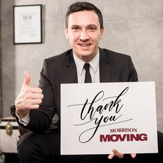 """We want to thank Carol Sousa for his testimonial about our office moving services. This is what Carol said, """"I am writing to thank you and your staff for the excellent service I received during the moving of the office from Dundas to Cambridge. The crew arrived on time, were efficient and hardworking. They went above and beyond to make the move go smoothly. I was lucky enough to have Dan and Antwon again and Mike was a great addition to the team. Thank you again for the service provided by…"""