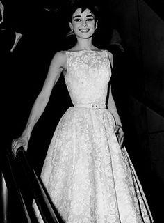 Audrey Hepburn named the original Star Princess March 23,1989