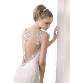 CANACE, Wedding Dress 2015 - Pronovias