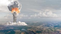 Study Reveals The Best Thing For An Individual To Do If A Nuclear Bomb Goes Off