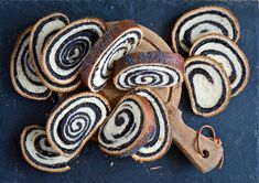 This poppy seed roll recipe is a classic Polish dessert that can be made with freshly ground poppy seed filling or purchased canned filling. Poppy Seed Filling, Poppy Seed Cake, Christmas Desserts, Christmas Baking, Christmas Eve, Christmas Cookies, Ukrainian Christmas, Xmas, Holiday Baking