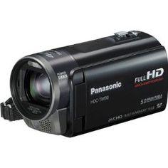 Panasonic HDC-TM90K 3D Compatible Camcorder with 16GB Internal Flash Memory (Black),