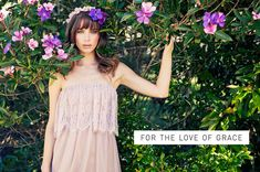 For the Love of Grace bridesmaid dresses