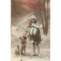 ღϠ Have a Very Vintage Christmas ღϠ found on Polyvore