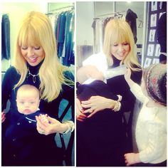 Pin for Later: Rachel Zoe's Secrets to Motherhood Made Stylish It's your first Mother's Day as a party of four! How has baby Kaius changed the family dynamic? Rachel Zoe: There is just more love to go around! Source: Instagram user rachelzoe