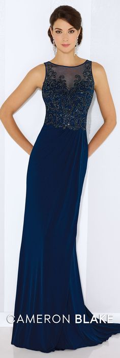 Cameron Blake Spring 2016 - Style No. 116671 #formaleveningdresses