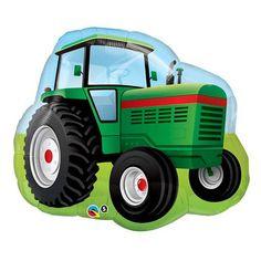 """Jumbo 34"""" Tractor Ba"""