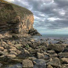 Trip to the Dorset coast  #greatview #greatsky #purbecks #Dorset #coastalview #rocks #cliffs #iphone7 #landscapephotography