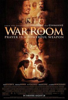 War Room Full Movie Online Streaming 2015 check out here : http://movieplayer.website/hd/?v=3832914 War Room Full Movie Online Streaming 2015  Actor : Priscilla C. Shirer, T.C. Stallings, Karen Abercrombie, Beth Moore 84n9un+4p4n
