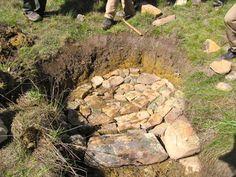 Zuni Bowl for erosion control