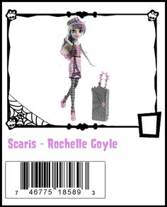 Scaris - Rochelle Goyle - awaiting delievery