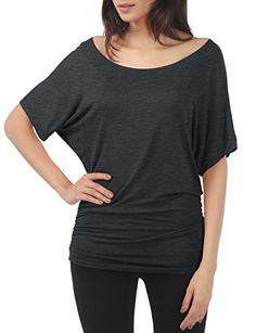 News Thanth Womens Jersey Knit Everyday V-Neck Hankerchief Tunic Charcoal S   buy now     $15.99 Thanth Womens Tunic TopMachine wash cold / Tumble dry / Do not bleachFeaturing scoop round neckline and boxy kimono short slee... http://showbizlikes.com/thanth-womens-jersey-knit-everyday-v-neck-hankerchief-tunic-charcoal-s/
