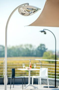 Italian Design Hotdoor Infrared Outdoor Patio Heater