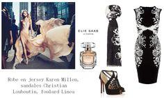 Look parf Elie Saab Le parfum