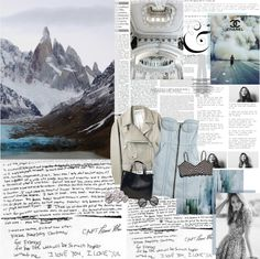 """""""I have no idea what I'm doing."""" by the-clary-project ❤ liked on Polyvore"""