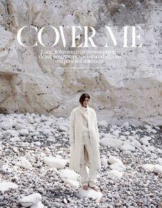 Vogue Netherlands Editorial September 2014 - Emma Champtaloup by Annemarieke Van Drimmelen