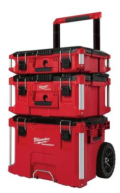 Tool Box Storage, Modular Storage, Van Storage, Milwaukee Power Tools, Milwaukee Fuel, Rolling Tool Box, Socket Organizer, Camping Tools, Work Tools