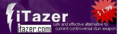 iTazer: The BEST Taser / Stun Gun App!