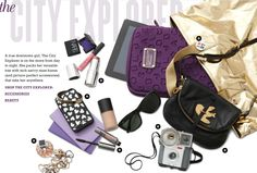 more purple. Whats In Your Purse, What In My Bag, What's In Your Bag, Inside My Bag, Girls Bags, Baggage, You Bag, Women's Bags, Travel Bags