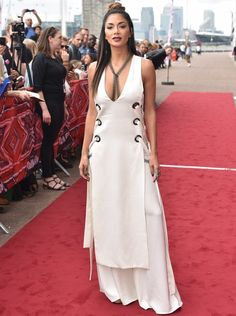 Nicole Scherzinger at the X Factor Auditions held at the Excel Centre in London, June 19, 2016