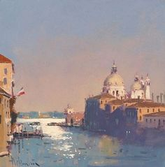 Salute Venice by Peter Wileman