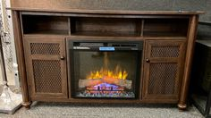 On sale for only $489 Dimplex Fireplace, Fireplace Heater, Fireplace Mantels, Media Consoles, Liquor Cabinet, Storage, Furniture, Home Decor, Purse Storage