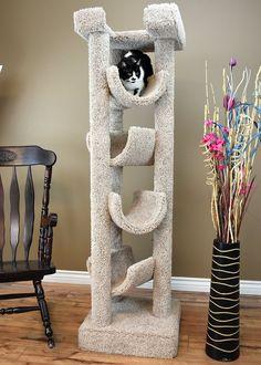 "72"" Premier Cat Tree"