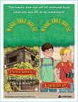Magic Tree House Doorhanger and Puzzles Reading Lessons, Reading Activities, Classroom Library Rules, Classroom Ideas, Reading Time, Guided Reading, School Fun, Summer School, Magic Treehouse