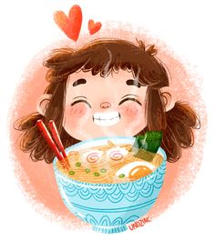 just a girl who loves ramen (so much!)
