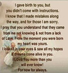 39 ideas birthday wishes daughter quotes my son Missing Family Quotes, Son Quotes From Mom, My Daughter Quotes, My Children Quotes, Love Quotes For Her, Mother Quotes, Mom Quotes, Cute Love Quotes, Child Quotes
