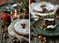 Swedish Chocolate Cake/