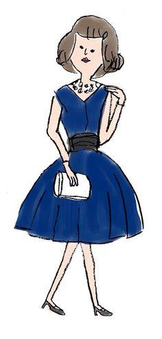 ドレスアップ Blue Art, Blue Dresses, Cinderella, Disney Characters, Fictional Characters, Illustration Art, Disney Princess, Lady, Blue Artwork