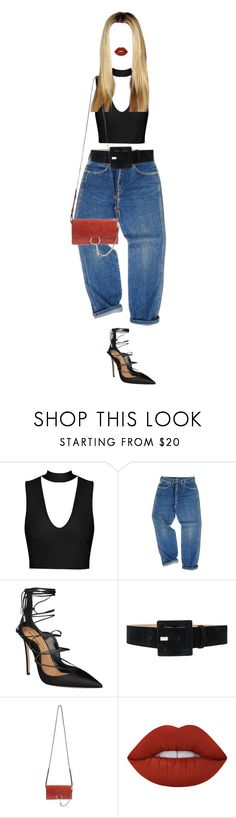 """""""♊ - choi sangjae - ♊"""" by xxeucliffexx ❤ liked on Polyvore featuring Wrangler, Dsquared2, Alice + Olivia, Chloé, Lime Crime and SangJae"""