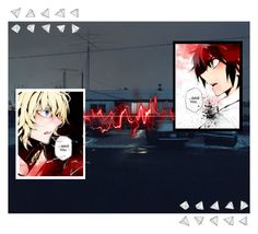 """""""Another ons set bc wow"""" by ichimatsu ❤ liked on Polyvore featuring art"""