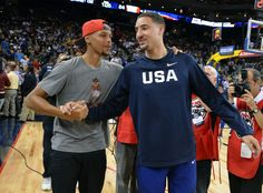 Klay and Steph
