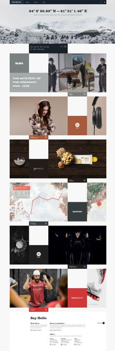 Hello Monday - Digital Creative Agency - website