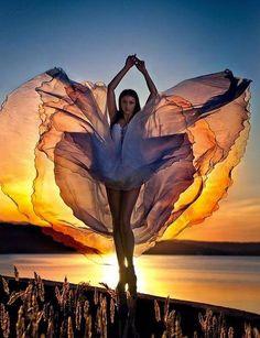 beautiful dress & photography