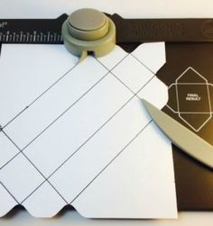 Directions for Snickers Envelope Punch Board Box